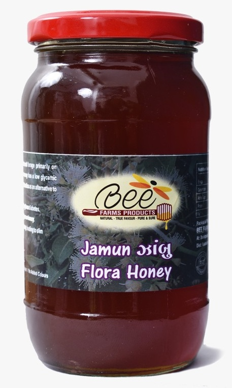 Jamun Flora Honey (500g)
