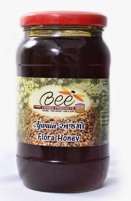 Ajwain Flora Honey (500g)