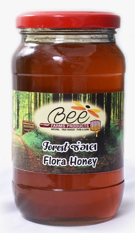 Forest Flora Honey (500g)