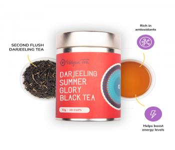 Udyan Tea - Darjeeling Summer Glory Black Tea - 50 g