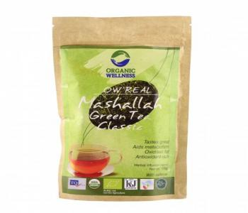 Mashallah Green Tea Classic (100 gm Zipper)
