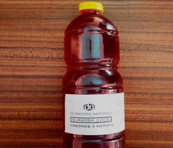 Pure & Natural Rhododendron (Buransh) Extract- Liquid/ Juice / Sharbat
