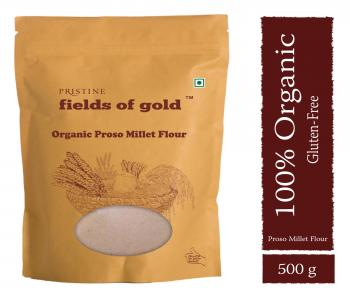 Fields of Gold Organic Proso Millet Flour
