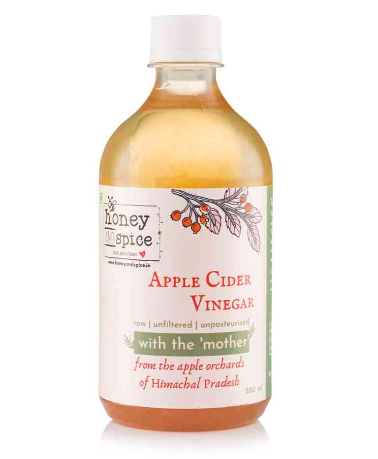 100% Raw Apple Cidar Vinegar