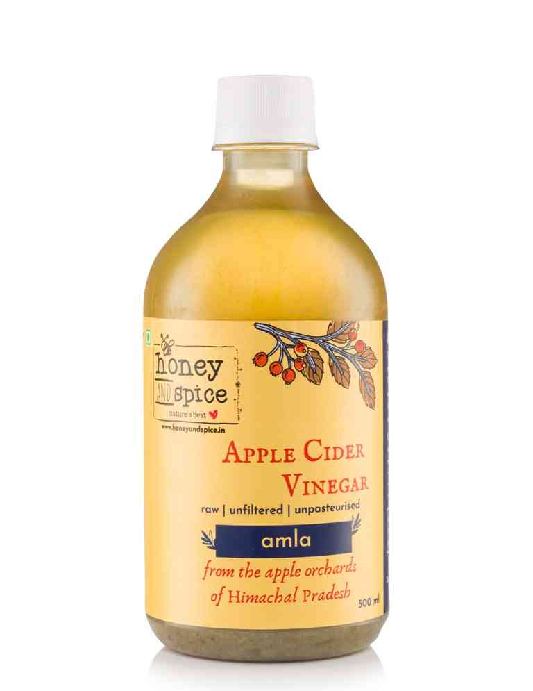 Apple Cidar Vinegar - Amla.