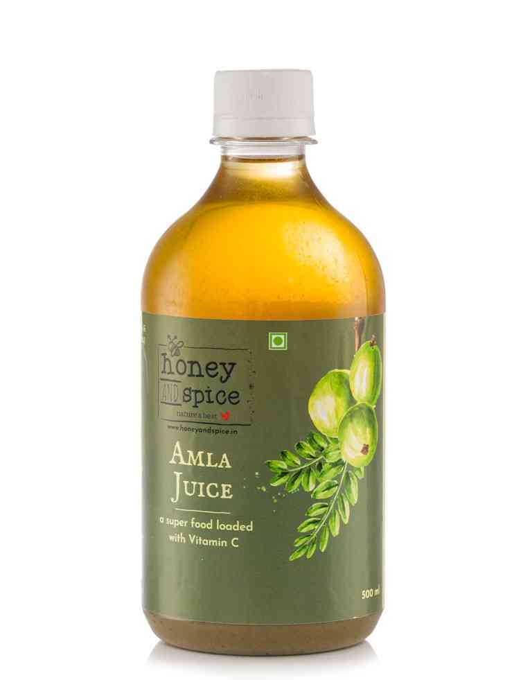 100% Natural Amla Juice