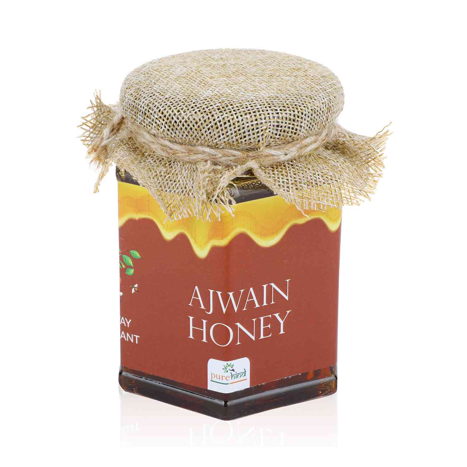 PUREHIND AJWAIN HONEY