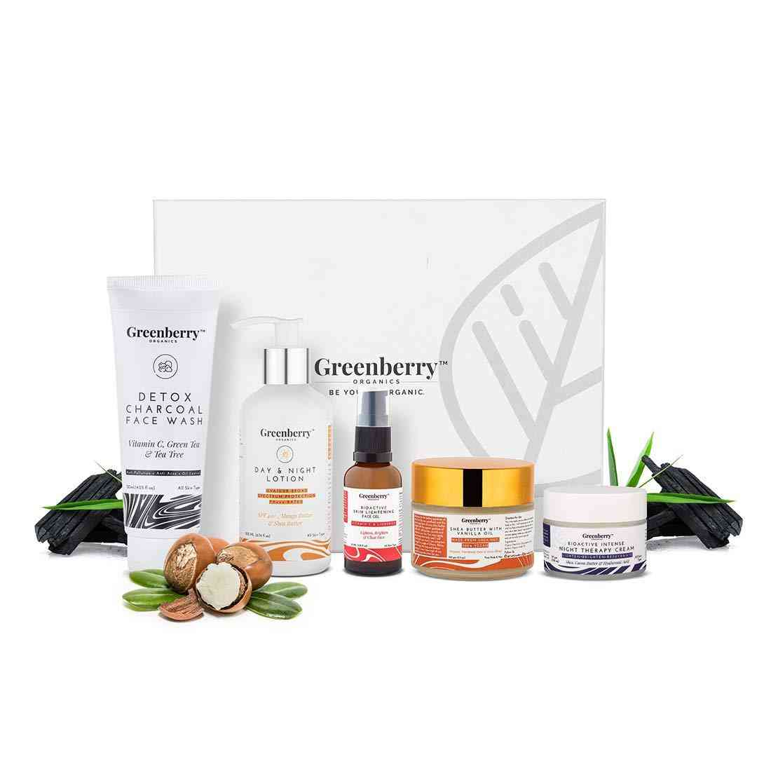 Perfect Clear Skin Box with 5 Full Size Product (All Skin Types)